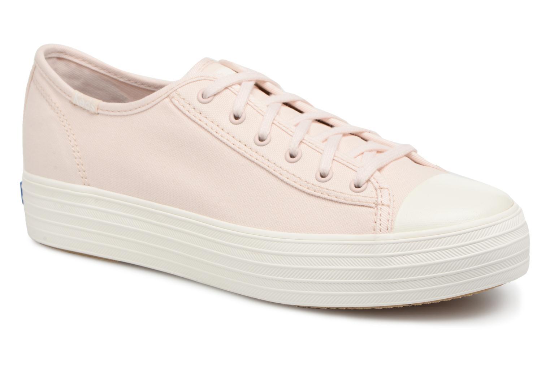Grandes descuentos últimos zapatos Keds Triple Kick Colorblock (Rosa) - Deportivas Descuento