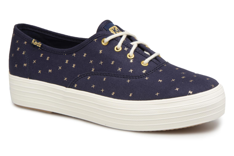 Grandes descuentos últimos zapatos Keds Triple Ethereal (Azul) - Deportivas Descuento