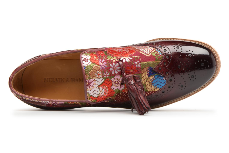 Zapatos promocionales Melvin & Hamilton Amelie 60 (Vino) - Mocasines   Los zapatos más populares para hombres y mujeres