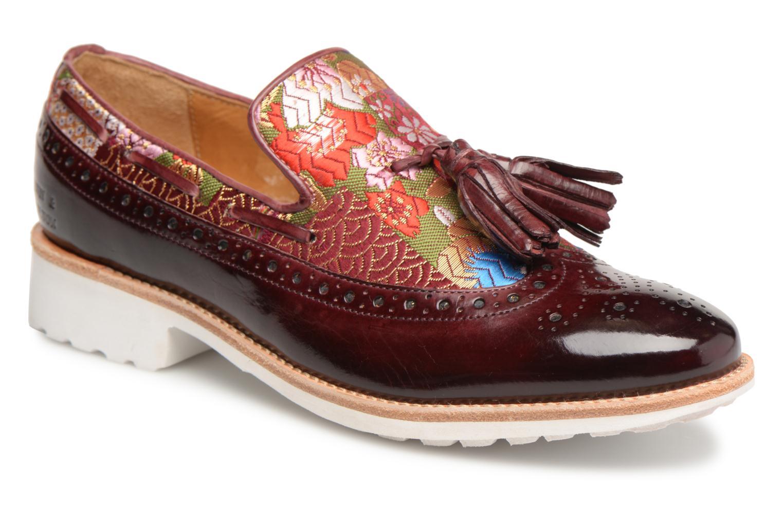 Grandes descuentos últimos zapatos Melvin & Hamilton Amelie 60 (Vino) - Mocasines Descuento