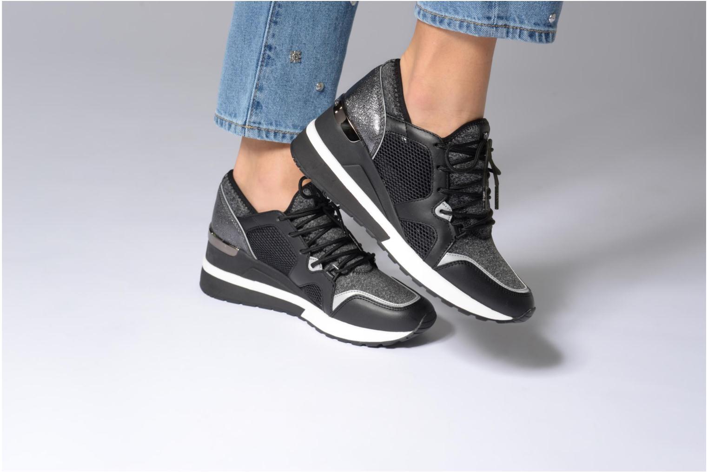 Sneakers Michael Michael Kors Scout trainer 43F6SCFS3D Nero immagine dal basso