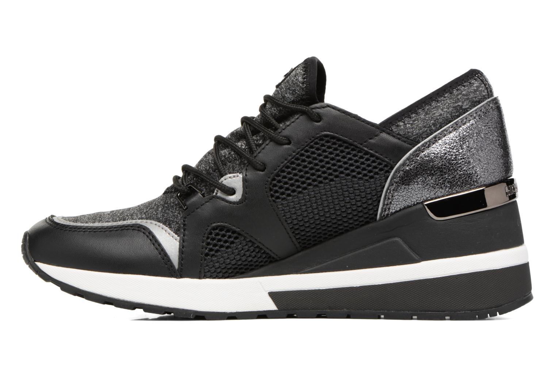 Sneakers Michael Michael Kors Scout trainer 43F6SCFS3D Nero immagine frontale