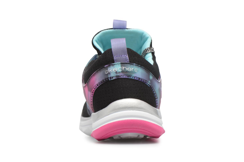 Chaussures de sport Skechers Diamond Runner Noir vue droite