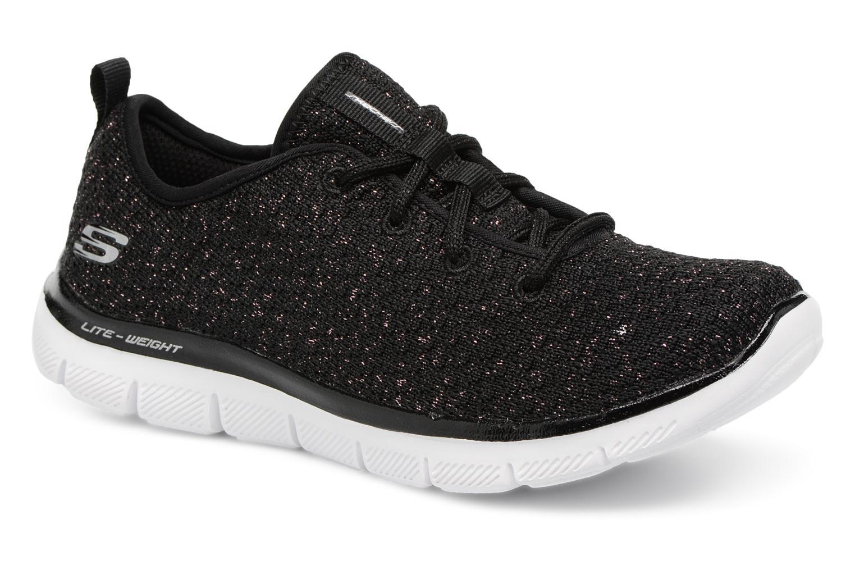 Chaussures de sport Skechers Skech Appeal 2.0 Bold Move Noir vue détail/paire
