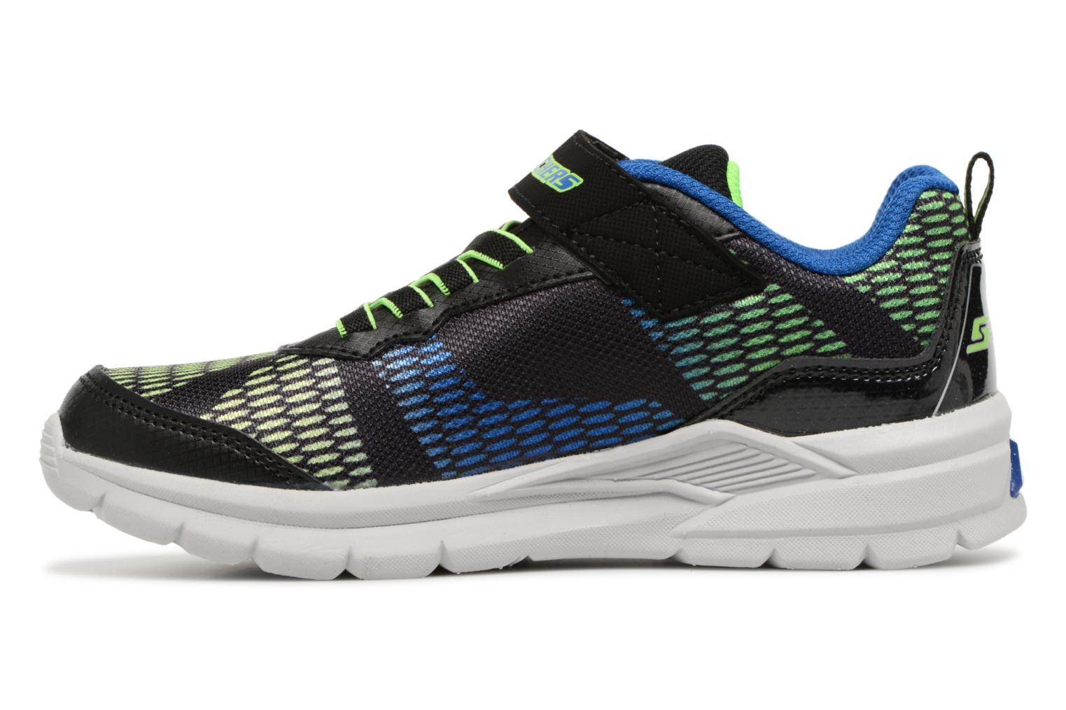 Sneakers Skechers Erupters II Lava Waves Sort se forfra