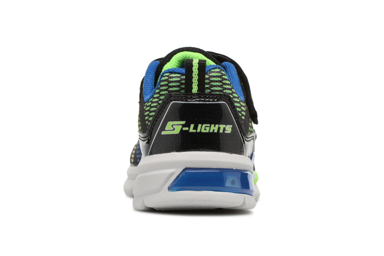 Sneakers Skechers Erupters II Lava Waves Sort Se fra højre