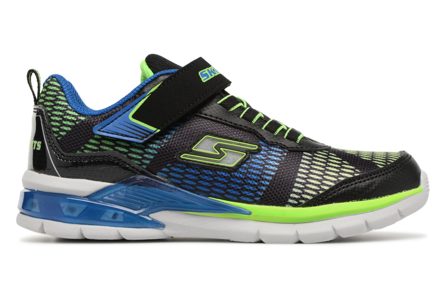 Sneakers Skechers Erupters II Lava Waves Sort se bagfra