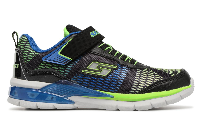 Sneakers Skechers Erupters II Lava Waves Sort se bagfra
