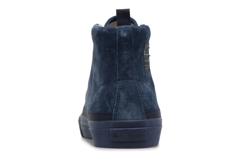 Mid Cut Shoe MERCURY MID SUEDE NNY