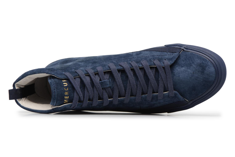 Sneakers Champion Mid Cut Shoe MERCURY MID SUEDE Blauw links