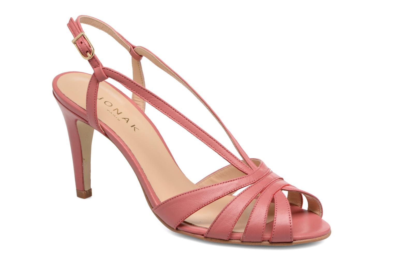 Grandes descuentos últimos zapatos Jonak DAVIS (Rosa) - Sandalias Descuento