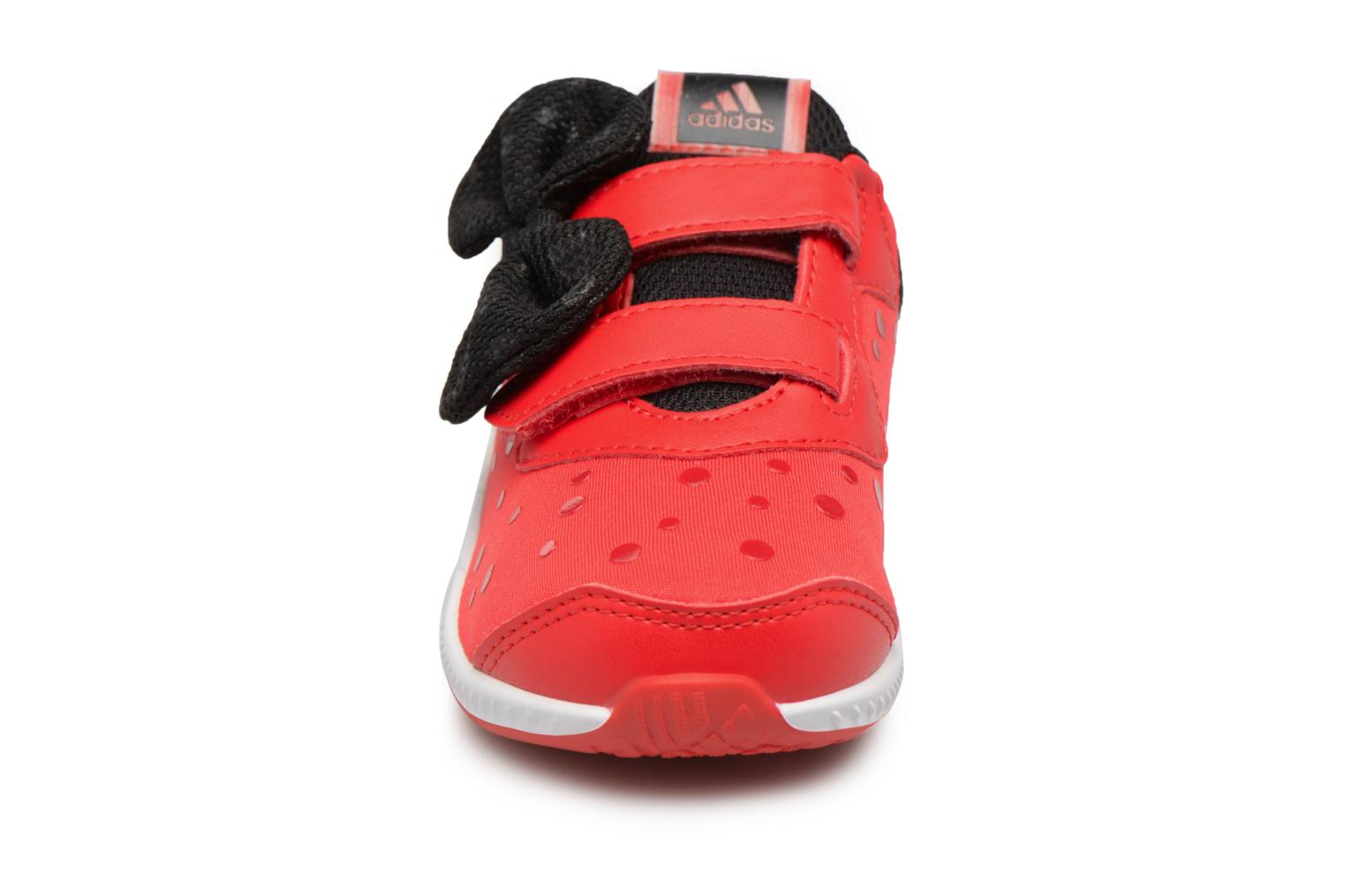 Sneakers Adidas Performance DY Minnie Fortarun CF I Rood model
