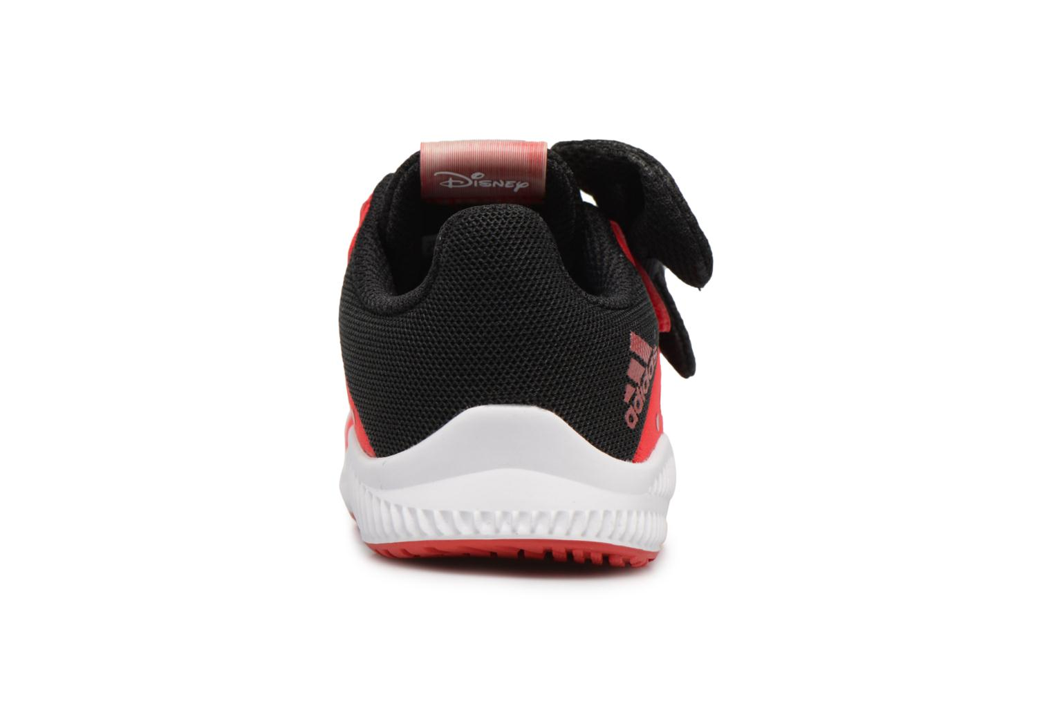 Baskets Adidas Performance DY Minnie Fortarun CF I Rouge vue droite