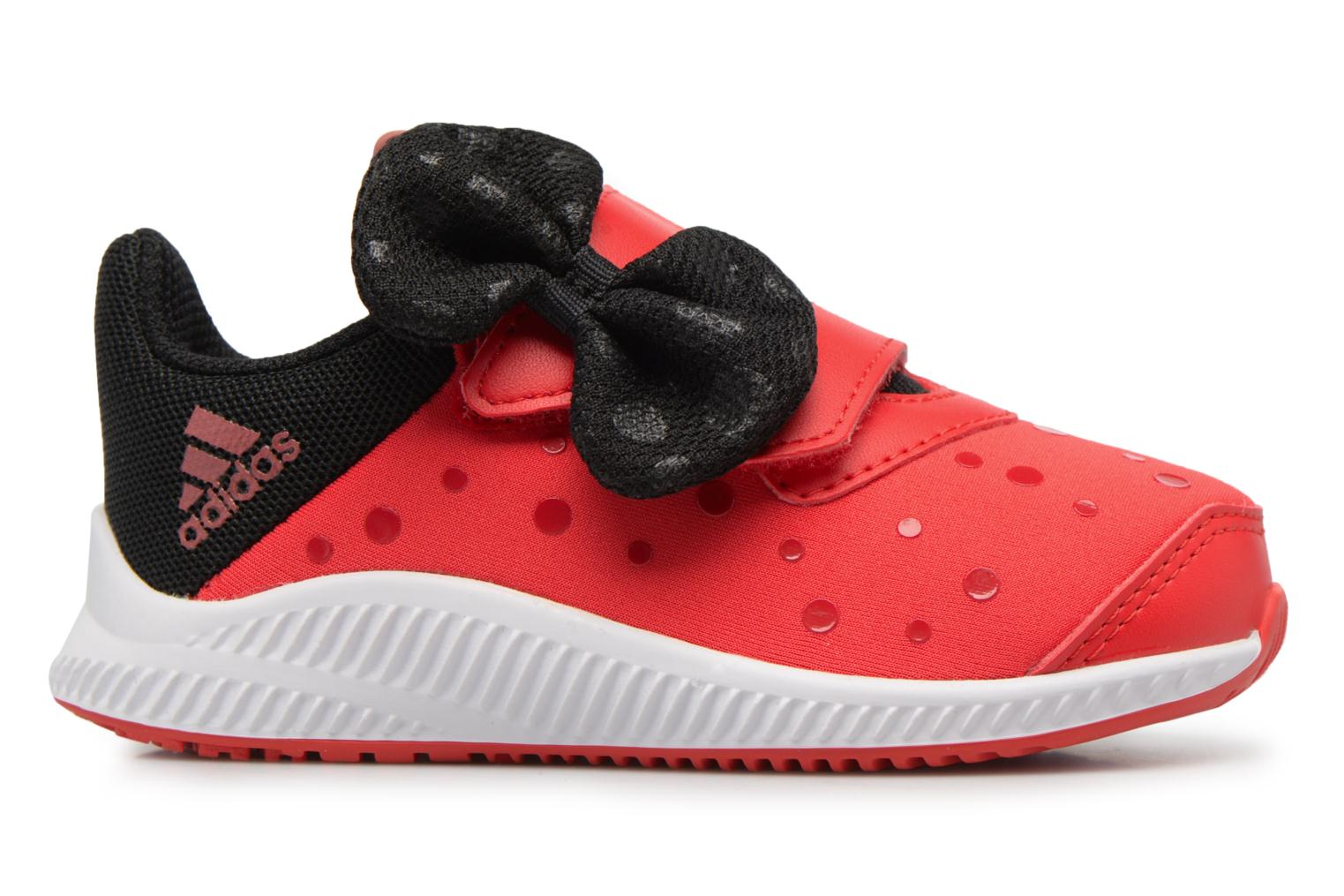 Sneakers Adidas Performance DY Minnie Fortarun CF I Rood achterkant
