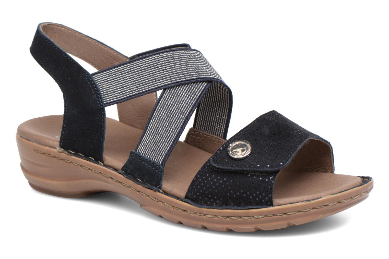 Grandes descuentos últimos zapatos Ara Hawai 27204 (Azul) - Sandalias Descuento