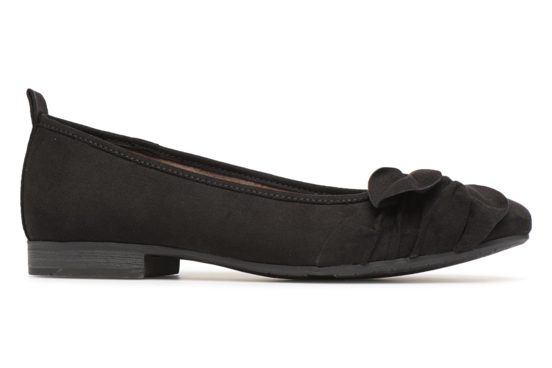 Ballerines Jana shoes Adalia Noir vue gauche