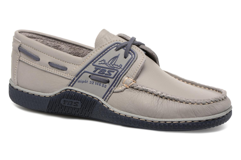 TBS Globek--B8E41 (Gris) - Chaussures à lacets chez Sarenza (322458)