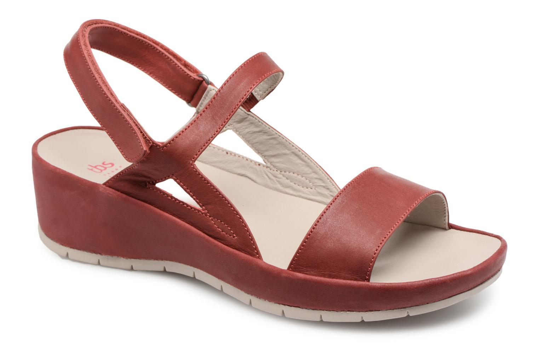 Zapatos promocionales TBS Louloup-A7036 (Rojo) - Sandalias   Los últimos zapatos de descuento para hombres y mujeres