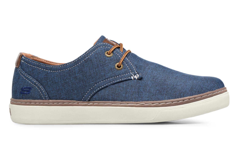 Sneakers Skechers Palen-Gadon Blå se bagfra