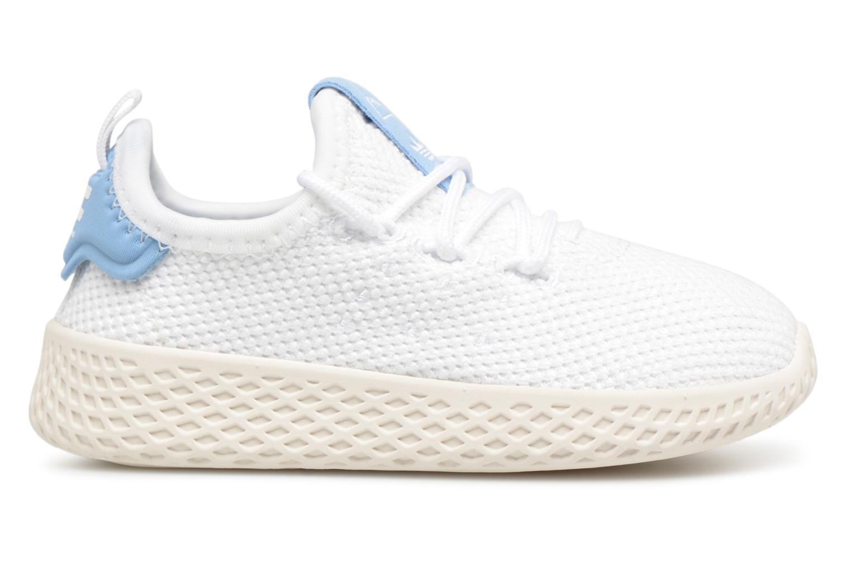 Baskets Adidas Originals Pharrell Williams Tennis Hu I Blanc vue derrière