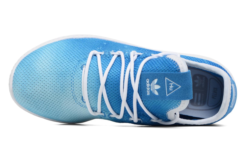 Baskets Adidas Originals Pharrell Williams Tennis Hu C Bleu vue gauche