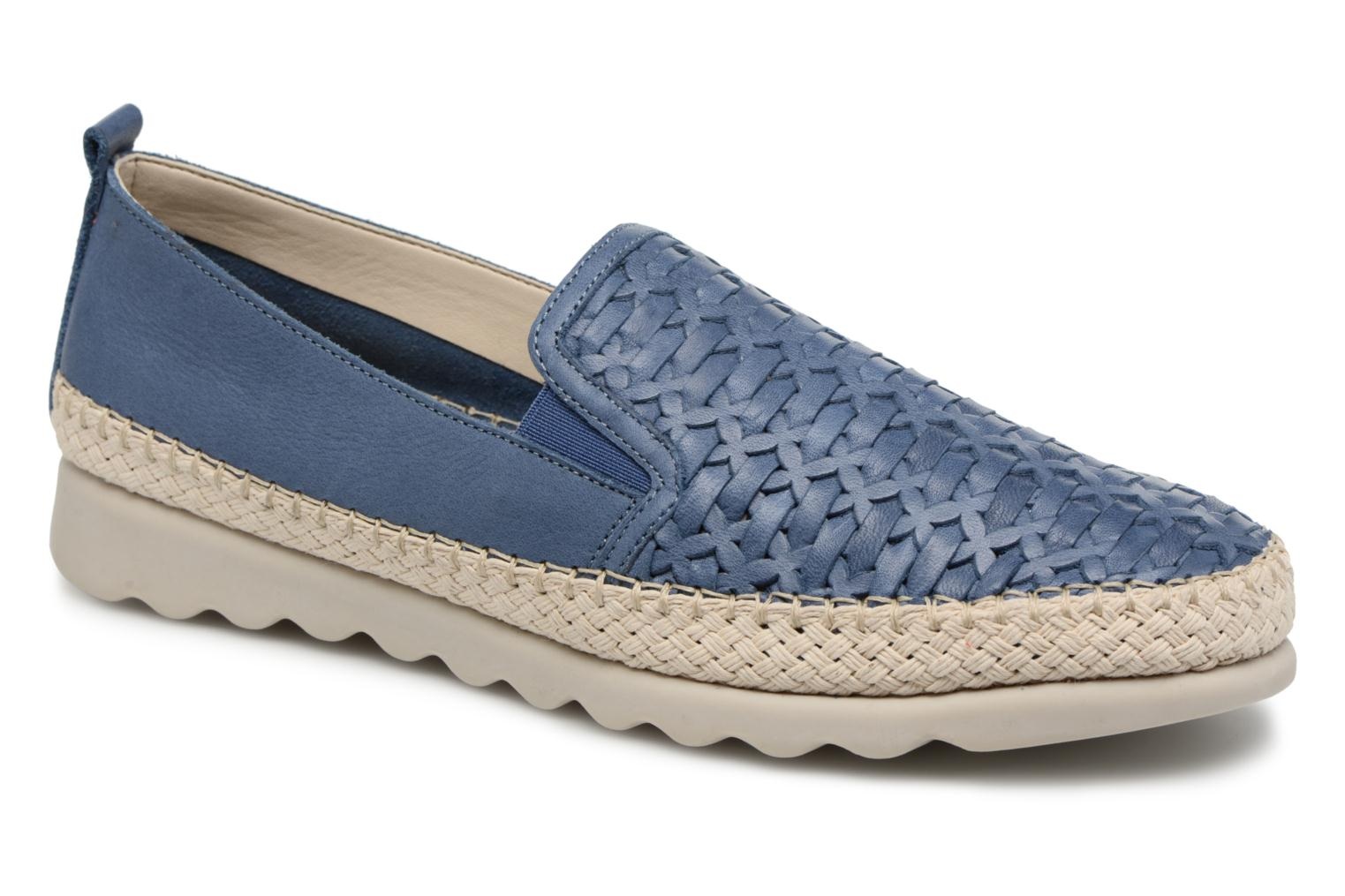Baskets The Flexx Chapter Bleu vue détail/paire