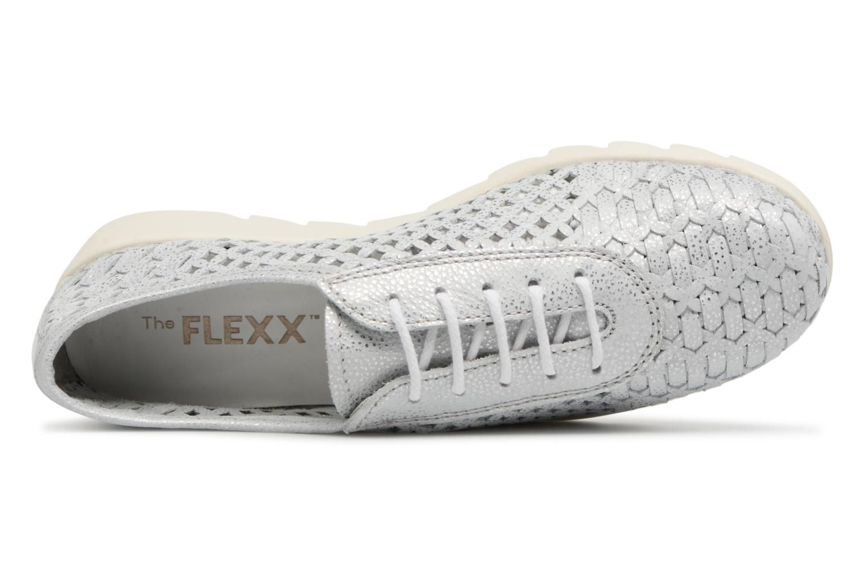 Zapatos promocionales The Flexx Over Drive (Plateado) - Deportivas   Zapatos casuales salvajes