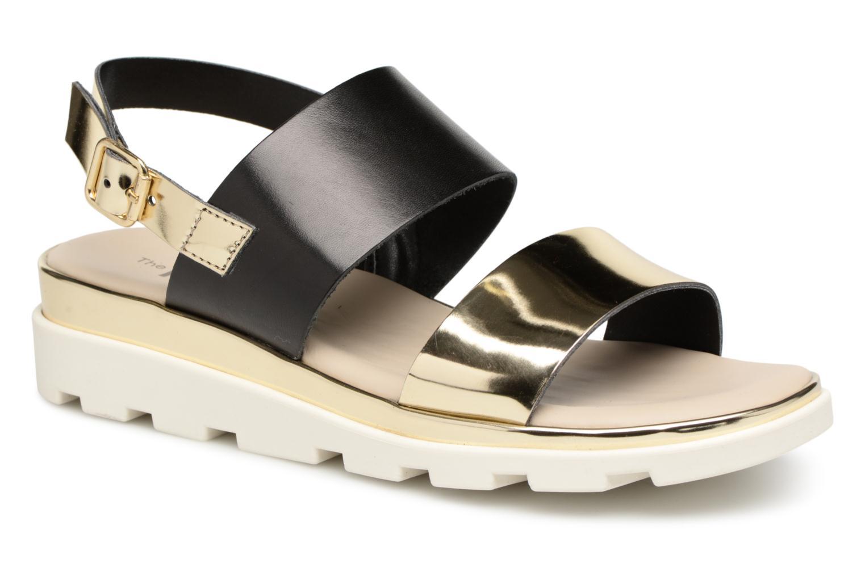 Grandes descuentos últimos zapatos The Flexx Samantha (Oro y bronce) - Sandalias Descuento