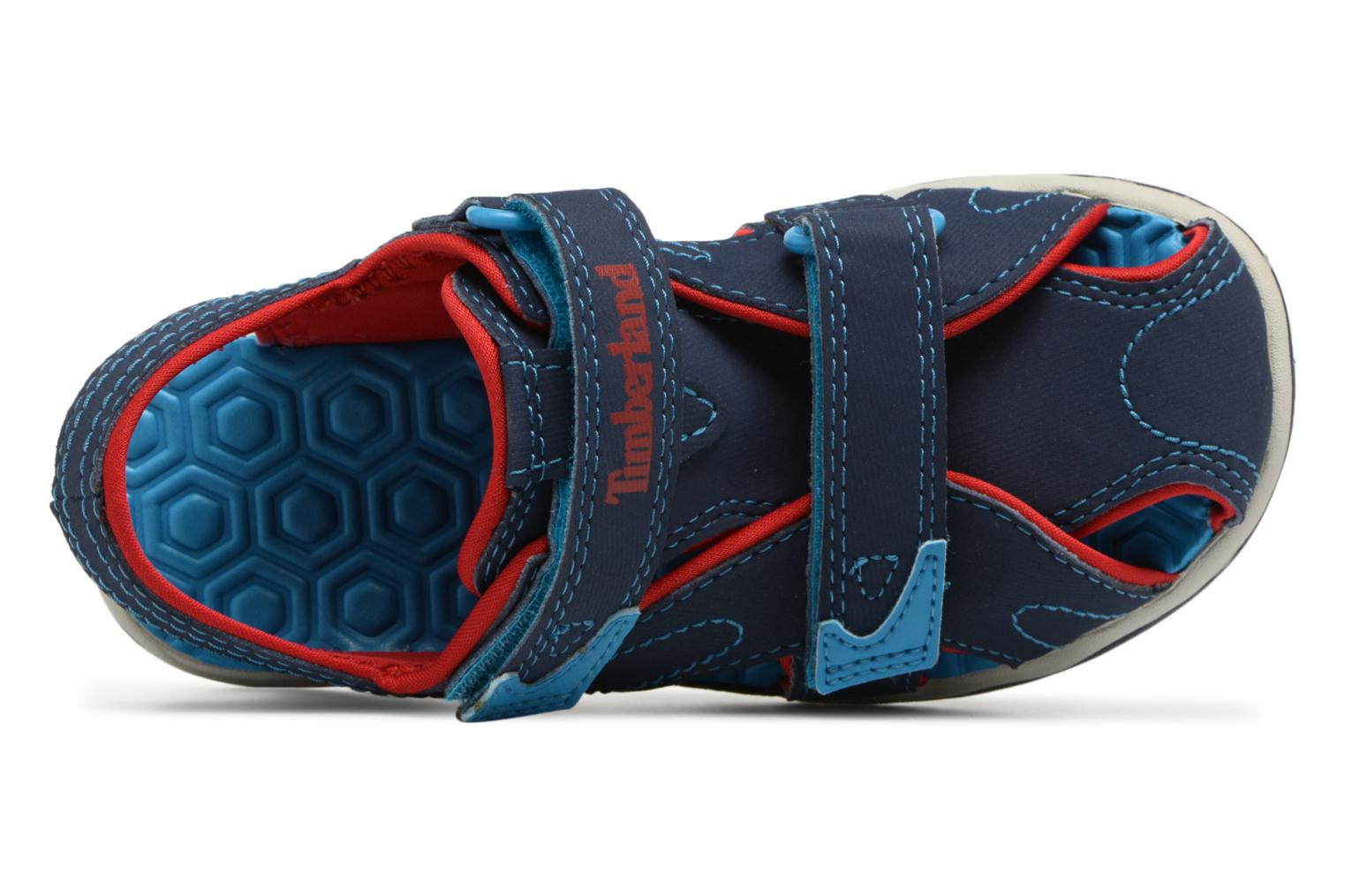 Sandalen Timberland Adventure Seeker Fisherman blau ansicht von links