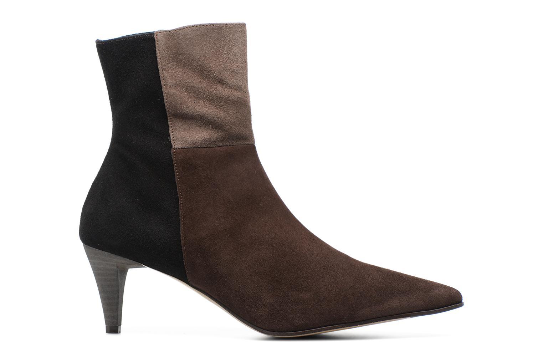 Bottines et boots Elizabeth Stuart RIMINI 300/3 Marron vue derrière