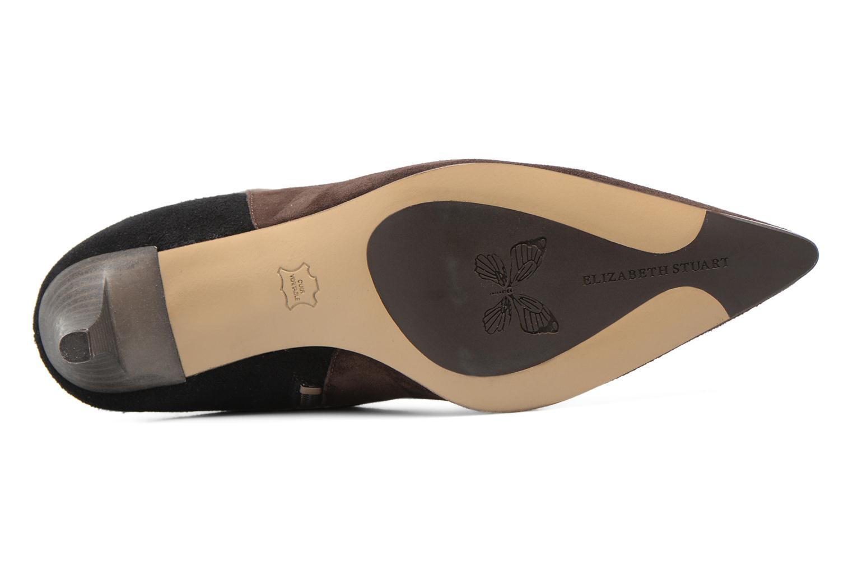 Bottines et boots Elizabeth Stuart RIMINI 300/3 Marron vue haut