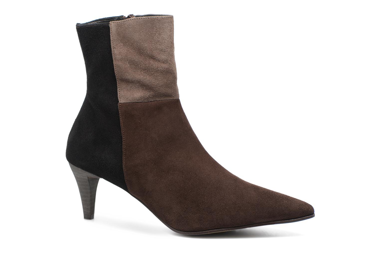 Bottines et boots Elizabeth Stuart RIMINI 300/3 Marron vue détail/paire