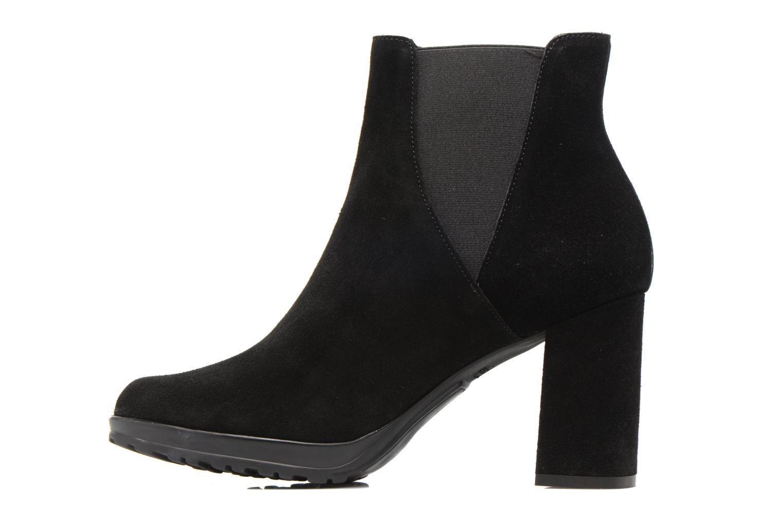 Bottines et boots Elizabeth Stuart SYNTONY 334 Noir vue face