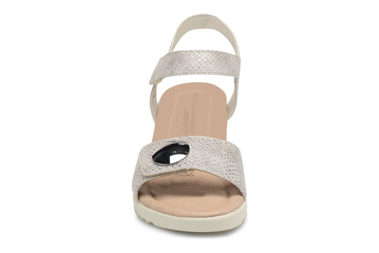 Sandals Remonte Cadee D3464 Grey model view