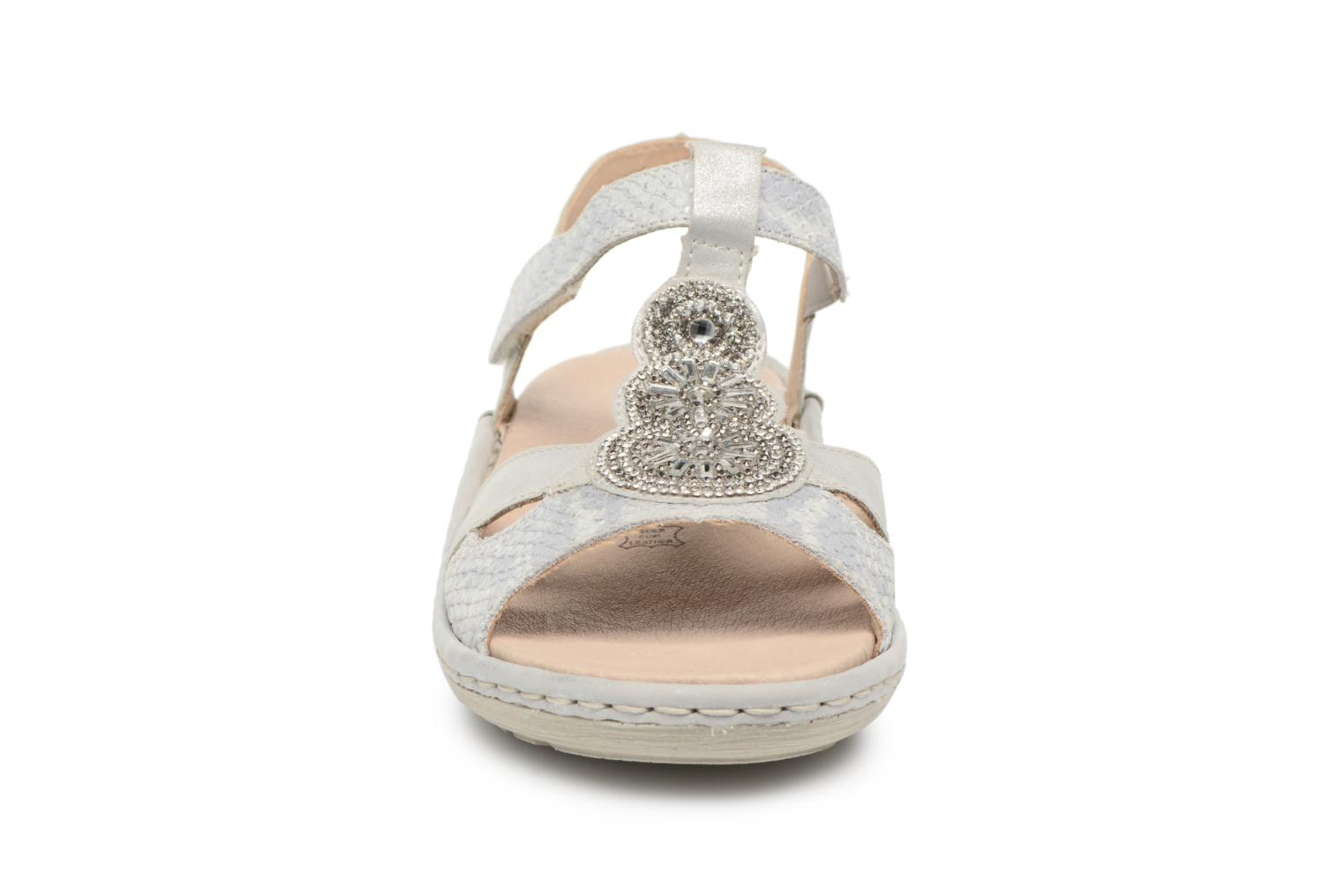 Sandals Remonte Lacee D7645 Grey model view