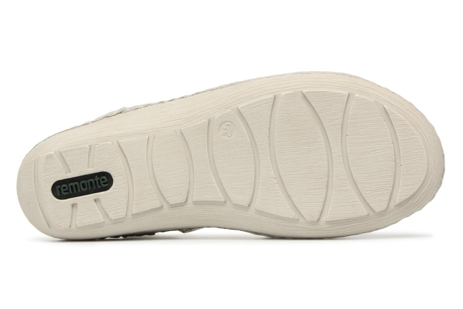 Sandals Remonte Lacee D7645 Grey view from above