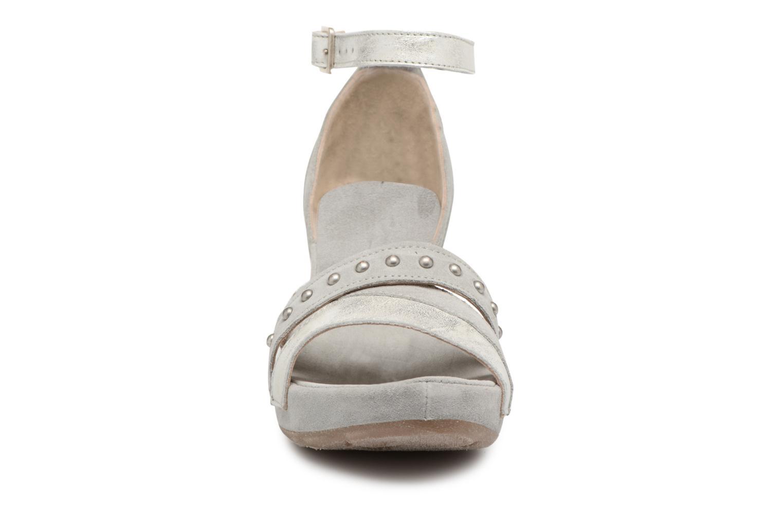 Sandales et nu-pieds Khrio Sokemo / saio perla Gris vue portées chaussures