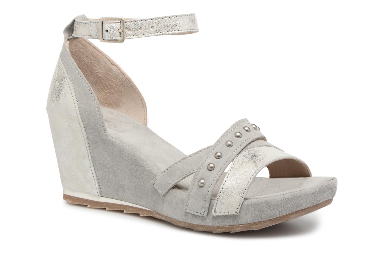 Sandales et nu-pieds Khrio Sokemo / saio perla Gris vue détail/paire