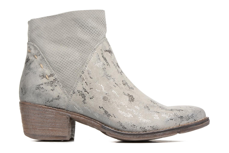 Bottines et boots Khrio Boceko / vegas perla Gris vue derrière