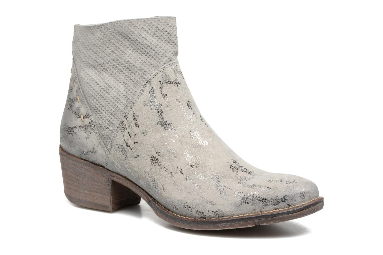 Bottines et boots Khrio Boceko / vegas perla Gris vue détail/paire