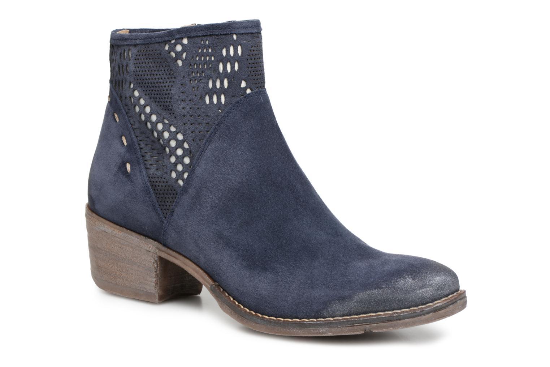 Grandes descuentos últimos zapatos Khrio Caloda / saio prussia (Azul) - Botines  Descuento