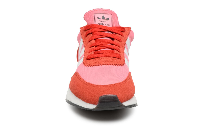 Baskets Adidas Originals I-5923 W Rose vue portées chaussures