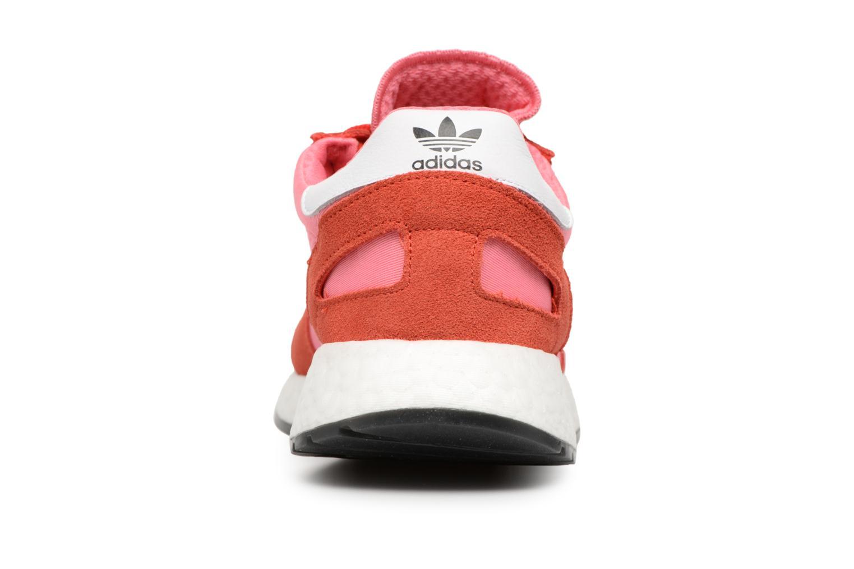 Baskets Adidas Originals I-5923 W Rose vue droite