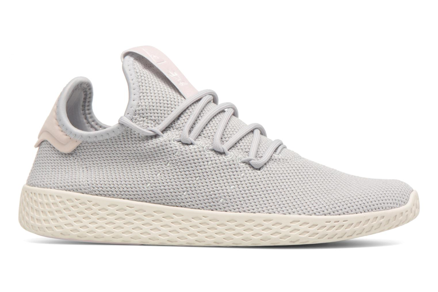 Sneaker Adidas Originals Pharrel Williams Tennis Hu W grau ansicht von hinten