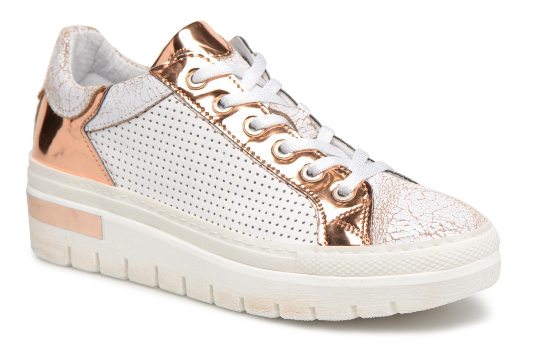 Solena - Sneaker für Damen / weiß Khrio Billige Visum Zahlung Cw0qU