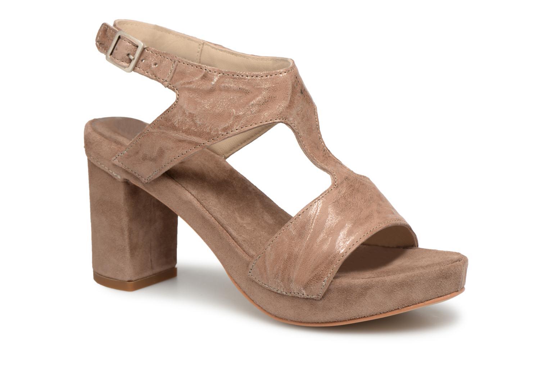Zapatos promocionales Khrio Cara (Marrón) - Sandalias   Zapatos de mujer baratos zapatos de mujer