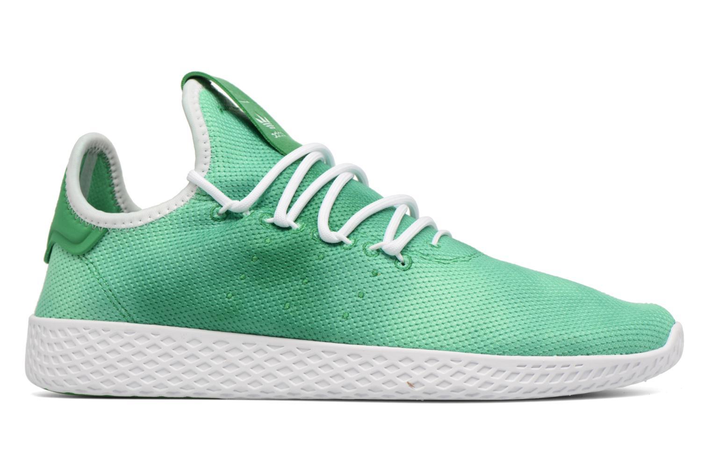 Sneakers Adidas Originals Pharrell Williams Hu Holi Tennis Hu Verde immagine posteriore