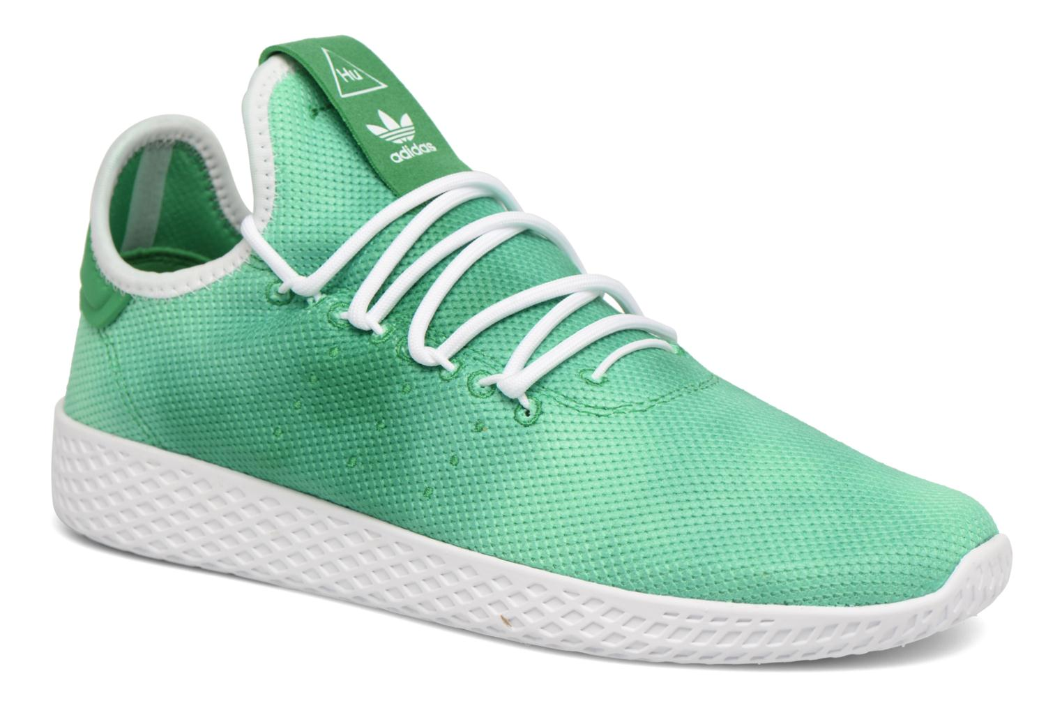 Adidas Originals Pharrell Williams Hu Holi Tennis Hu (Vert) - Baskets chez Sarenza (323137)