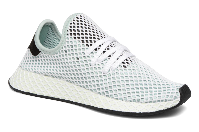 Grandes descuentos últimos zapatos Adidas Originals Deerupt Runner W (Verde) - Deportivas Descuento