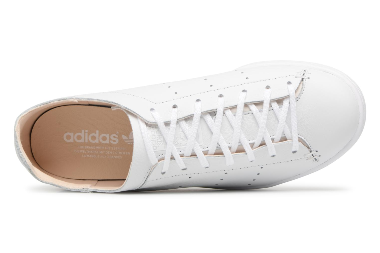 Sneakers Adidas Originals Stan Smith Lea Sock Wit links